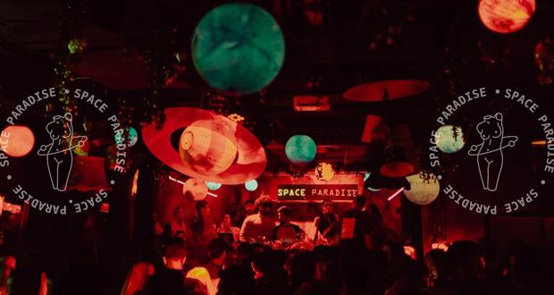 FAUST 2020: SPACE PARADISE – Saturdays' rave culture