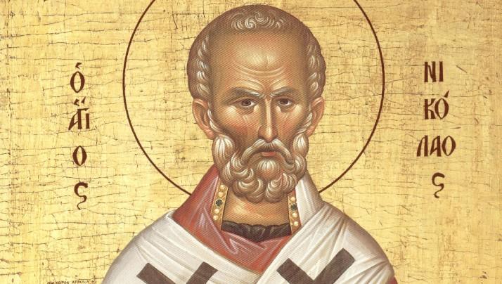 Άγιος Νικόλαος Αρχιεπίσκοπος Μύρων της Λυκίας, ο Θαυματουργός
