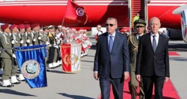 Αδειάζει η Τυνησία τον Ερντογάν;