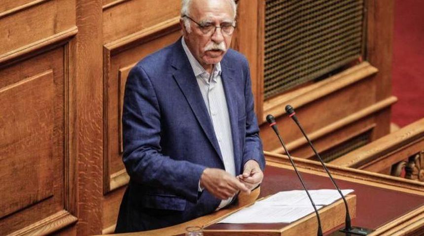 Δημ. Βίτσας: Αυτή η τροπολογία αποσκοπεί μόνο στην στρατιωτικοποίηση εντός της Ελληνικής Επικράτειας