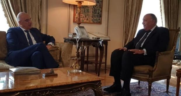Με επιτάχυνση των συνομιλιών για οριοθέτηση ΑΟΖ απαντούν Ελλάδα και Αίγυπτος στην Τουρκία (video)