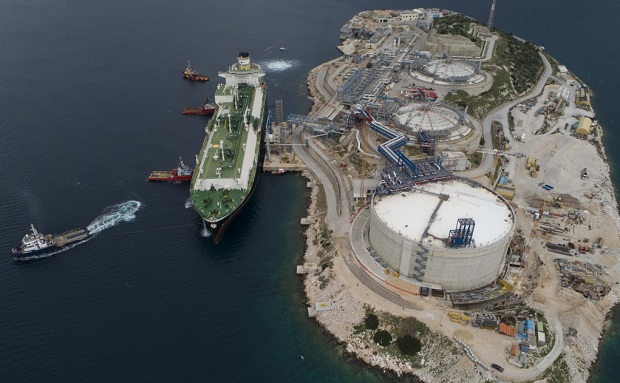 Game changer το LNG για την ελληνική αγορά αερίου