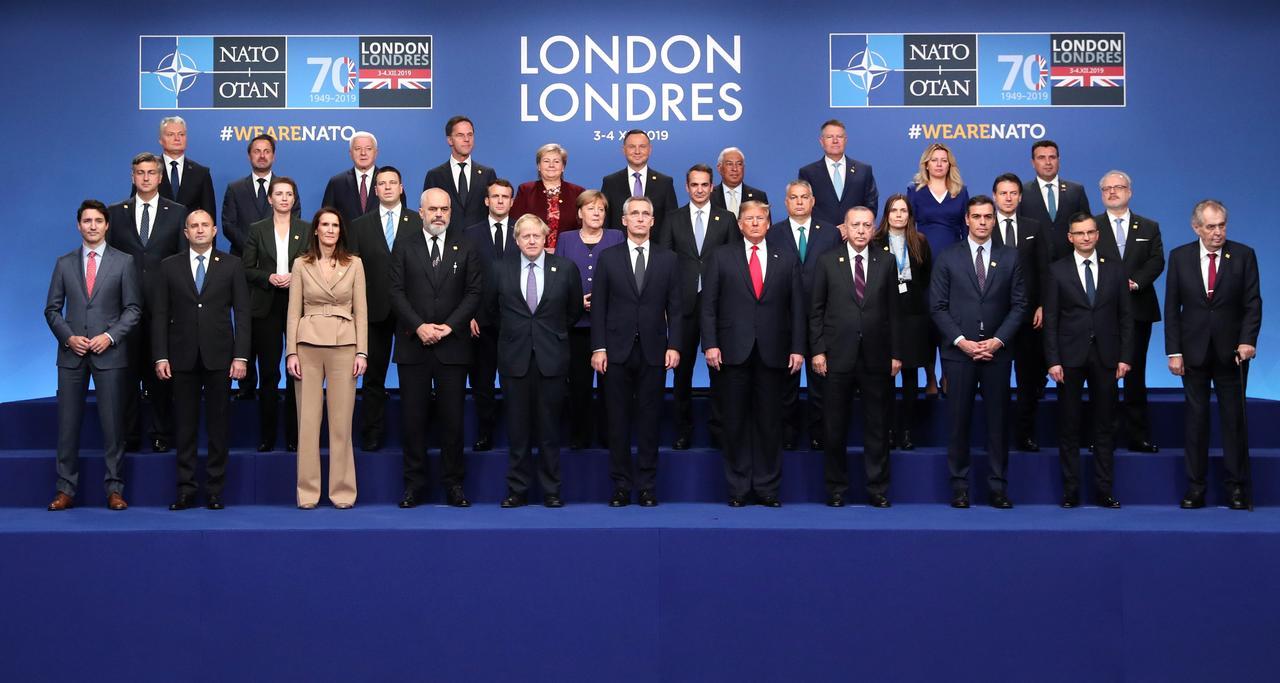 Σύνοδος ΝΑΤΟ: Ξεκίνησε η συνάντηση των ηγετών