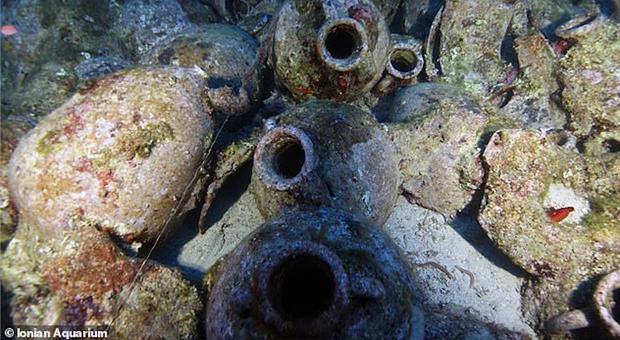 Κεφαλονιά: Ρωμαϊκό ναυάγιο της εποχής του Χριστού