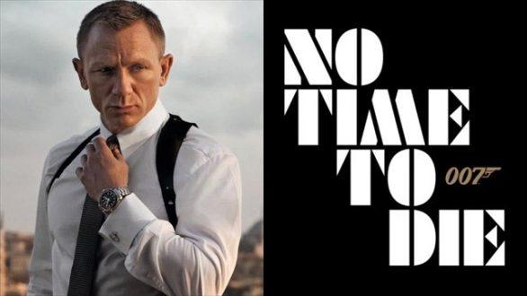 «No Time To Die»: Στη δημοσιότητα το trailer της νέας ταινίας του θρυλικού 007