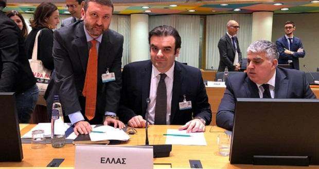 Συμμετοχή Κυριάκου Πιερρακάκη στο Συμβούλιο Υπουργών Τηλεπικοινωνιών της ΕΕ