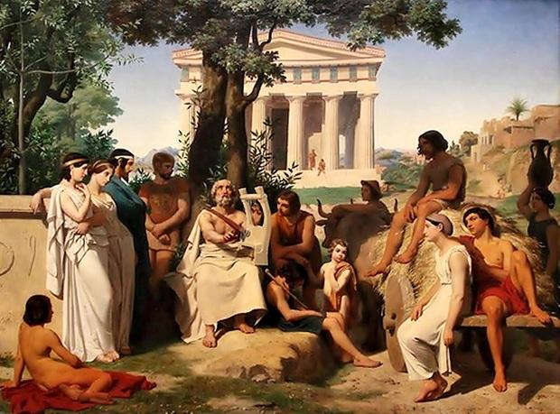 «Αθήνα, η πόλη των Φιλοσόφων»