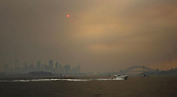 Αυστραλία: Η κλιματική αλλαγή είναι εδώ…