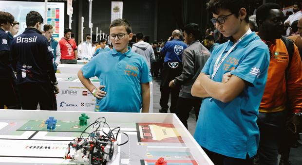 Σημαντική ανάπτυξη της εκπαιδευτικής ρομποτικής και του STEM στην Ελλάδα