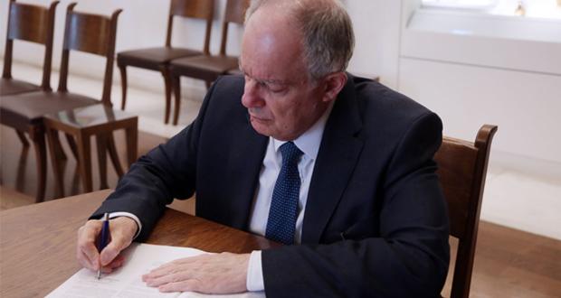 Τασούλας: 13 Φεβρουαρίου θα έχει εκλεγεί Πρόεδρος Δημοκρατίας