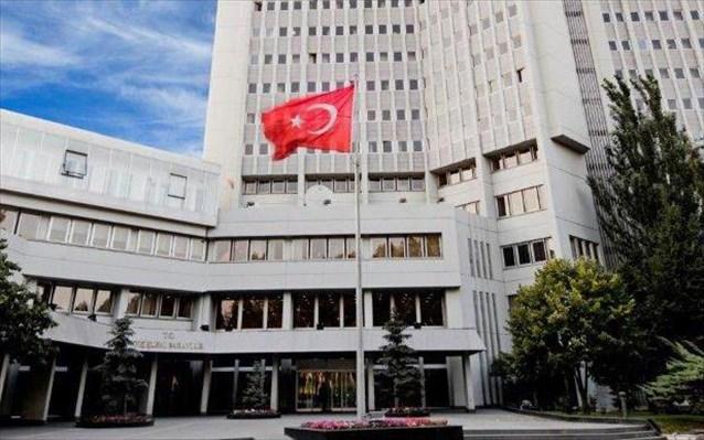 Τουρκία-ΥΠΕΞ: Το Καστελόριζο δεν μπορεί να έχει υφαλοκρηπίδα ούτε ΑΟΖ