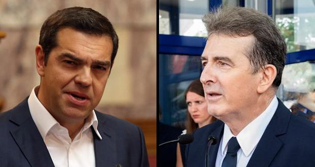 Ο Τσίπρας καταγγέλλει τον Χρυσοχοΐδη για τις νέες δομές και ο υπουργός απαντά
