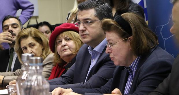 Τζιτζικώστας: Δέκα εκ. ευρώ για 17 νέα έργα πολιτισμού στην Περιφέρεια Κεντρικής Μακεδονίας