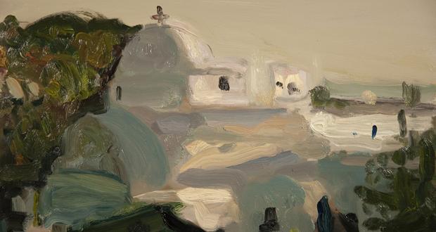 """Ατομική Εκθεση Ζωγραφικής: """"Αναζητώντας ένα άλλο φως"""" του Θανάση Μακρή, στη γκαλερί Σκουφά"""