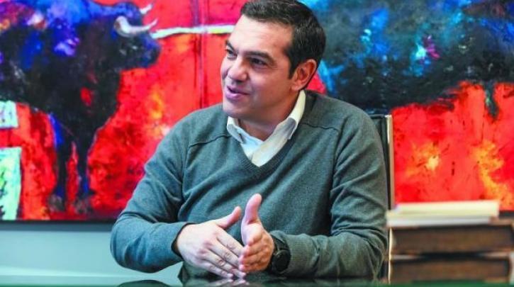 Αλ. Τσίπρας: Συνάντηση με τον πρέσβη του Ισραήλ
