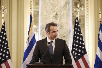Μητσοτάκης σε ομογενείς στις ΗΠΑ: Η Ελλάδα επέστρεψε ως μεγάλη περιφερειακή δύναμη