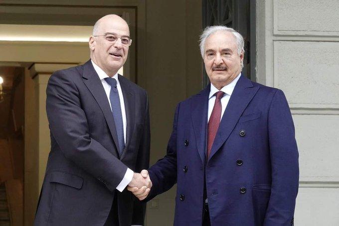 Δένδιας: Κοινή ευρωπαϊκή θέση η ακυρότητα της συμφωνίας Τουρκίας – Τρίπολης