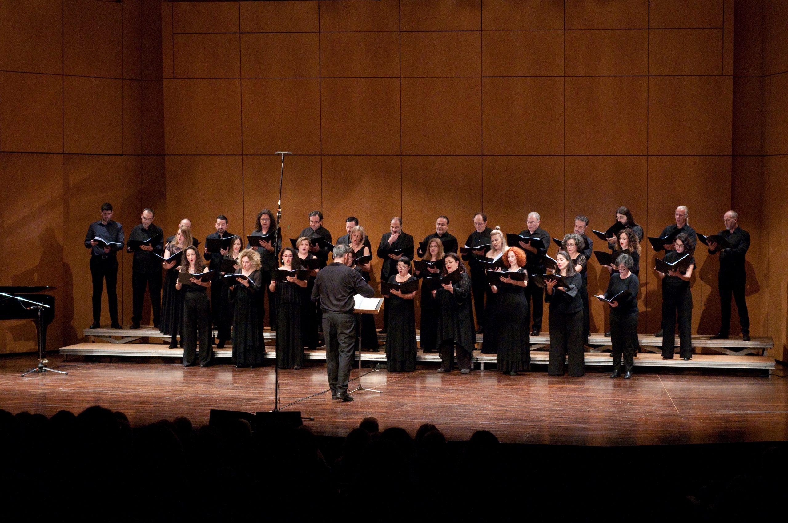 «Μικρά ρομαντικά»: Συναυλία της Χορωδίας της ΕΡΤ στην Αίθουσα Τελετών του ΑΠΘ