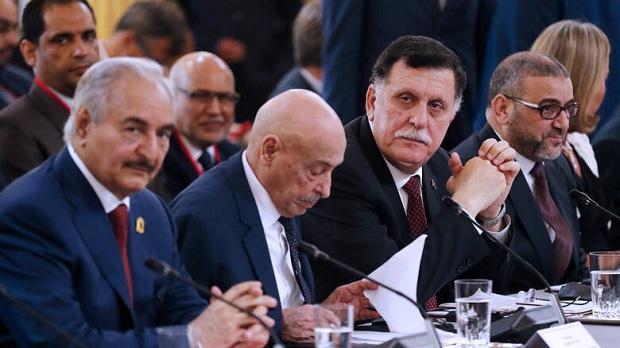 Λιβύη και Βερολίνο