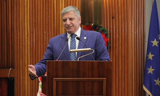 Στο υψηλό επιστημονικό επίπεδο των Στρατιωτικών Νοσοκομείων αναφέρθηκε ο Πρόεδρος του ΙΣΑ, Γ. Πατούλης, στο πλαίσιο εκδήλωσης στο νοσοκομείο ΝΙΜΤΣ