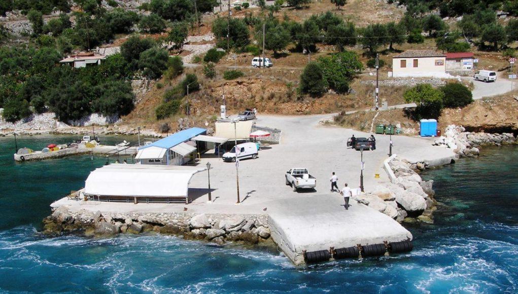 Ιθάκη: Στα κάγκελα οι κάτοικοι για την κατασκευή του λιμανιού του Πισαετού!