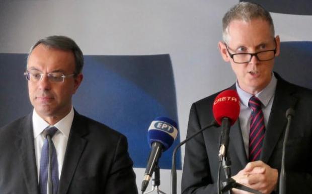 Δύο δανειακές συμβάσεις του Δημοσίου με την ΕΤΕπ, ύψους 330 εκατ. ευρώ, υπεγράφησαν στο ΥΠΟΙΚ