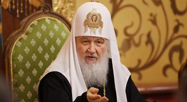 """Πατριάρχης Κύριλλος: """"Η κρίση στην Ορθοδοξία προκλήθηκε από την παρέμβαση ξένων δυνάμεων"""""""
