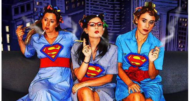 """Η ομάδα Plan BEE παρουσιάζει την """"SuperWoman""""στη σκηνή του FAUST"""