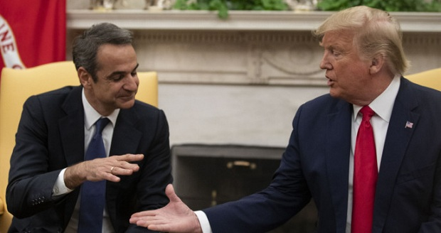 Μπορεί η Ελλάδα να ζητήσει και να περιμένει μια ενεργή παρέμβαση των ΗΠΑ κατά των τουρκικών προκλήσεων και απειλών;