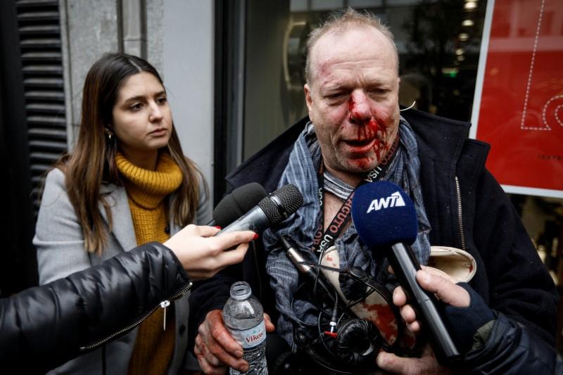 Mήνυση από τον δημοσιογράφο της DW, T. Jacobi – Τον Λήστεψαν και τον ξυλοκόπησαν – Τι αναζητά η αστυνομία
