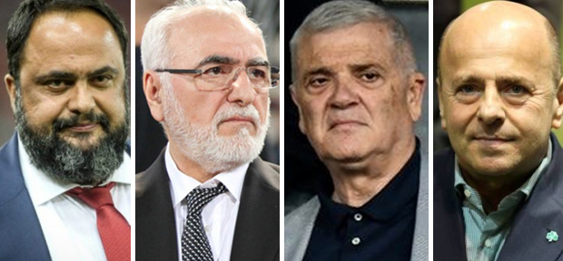 Η κρίσιμη συνάντηση BIG-4 με FIFA/UEFA