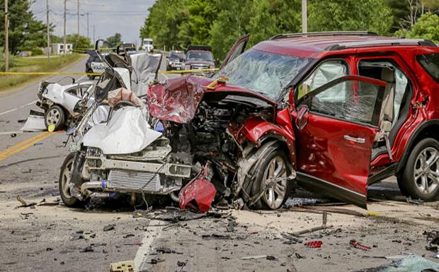 Μειώθηκαν τα τροχαία ατυχήματα κατά 1,0% το 2018 (infographic)