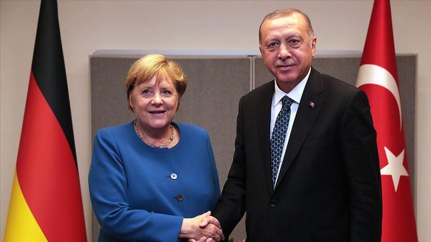Πλάτες του Βερολίνου στην Τουρκία