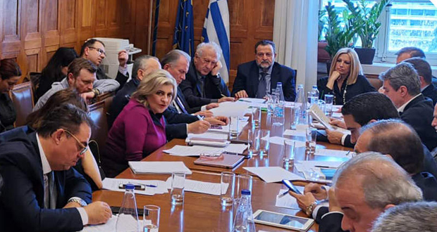 Φ. Γεννηματά για τον εκλογικό νόμο: Ο κ. Μητσοτάκης ανοίγει τον ασκό του Αιόλου…