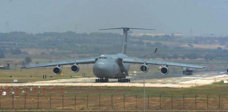 Οι ΗΠΑ δημιουργούν μονάδα ταχείας ανταπόκρισης στην Κύπρο για περίπτωση έκτακτης ανάγκης