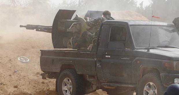Προσχέδιο συμφωνίας για την εκεχειρία στη Λιβύη – Προθεσμία ζήτησε ο Χαφτάρ