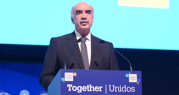 """Καταπέλτης ο Μεϊμαράκης στο Ευρωπαϊκό Κοινοβούλιο: """"Δεν είναι δυνατόν να ληφθούν σοβαρές αποφάσεις για τη Λιβύη χωρίς την Ελλάδα"""""""