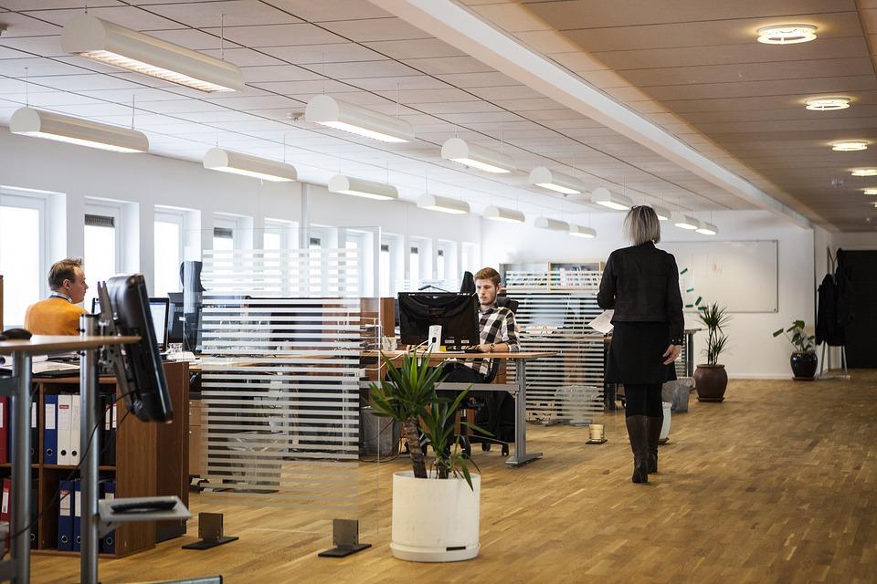Η ποιότητα του αέρα στο γραφείο επηρεάζει την υγεία
