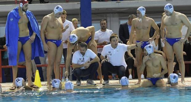 LIVE Πόλο Ανδρών: ΣΕΡΒΙΑ-ΕΛΛΑΔΑ (ΕΡΤ3)