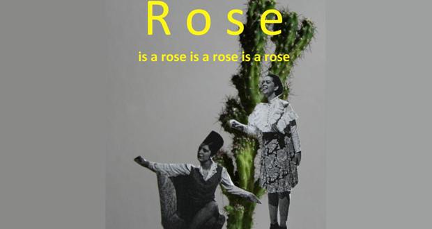 """""""Rose is a rose is a rose is a rose"""" μια κωμωδία για τις ζωές της Γερτρούδης Στάιν και της Άλις Μπ. Τόκλας, στην Alibi Gallery"""