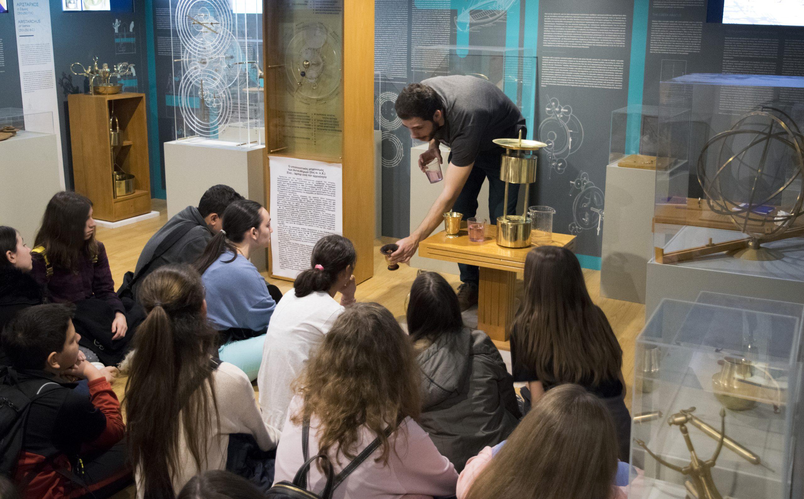 Εκπαιδευτικά προγράμματα Φεβρουαρίου στο Μουσείο Κοτσανά!