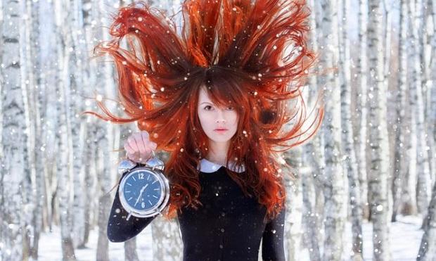 Προστατέψτε τα μαλλιά σας από το κρύο