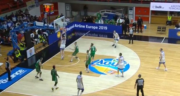 Η Εθνική μπάσκετ έκανε το πρώτο βήμα για την πρόκριση στο Eurobasket