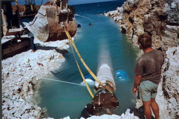 Προβλήματα στον αγωγό νερού Σαλαμίνας – Αίγινας