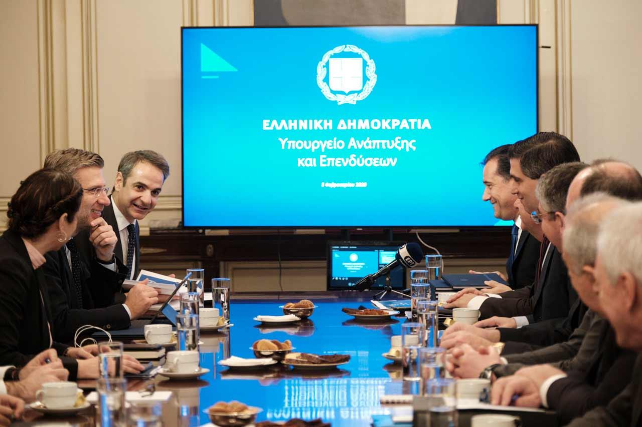 Συνάντηση Μητσοτάκη – Γεωργιάδη: Ποιές οι κυριότερες κατευθύνσεις για το επόμενο εξάμηνο – Απολογισμός