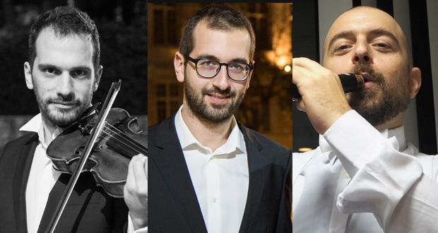 Κρατική Ορχήστρα Αθηνών: Κύκλος Μουσικοί περίπατοι στα Μουσεία V – Contrasts τριών μεγάλων του 20ου αιώνα