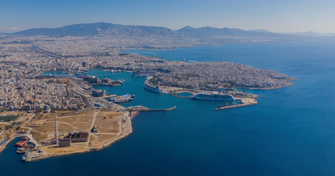 O ΟΛΠ ανακοίνωση τον οριστικός ανάδοχο για το έργο «Επέκταση Επιβατικού Λιμένα»