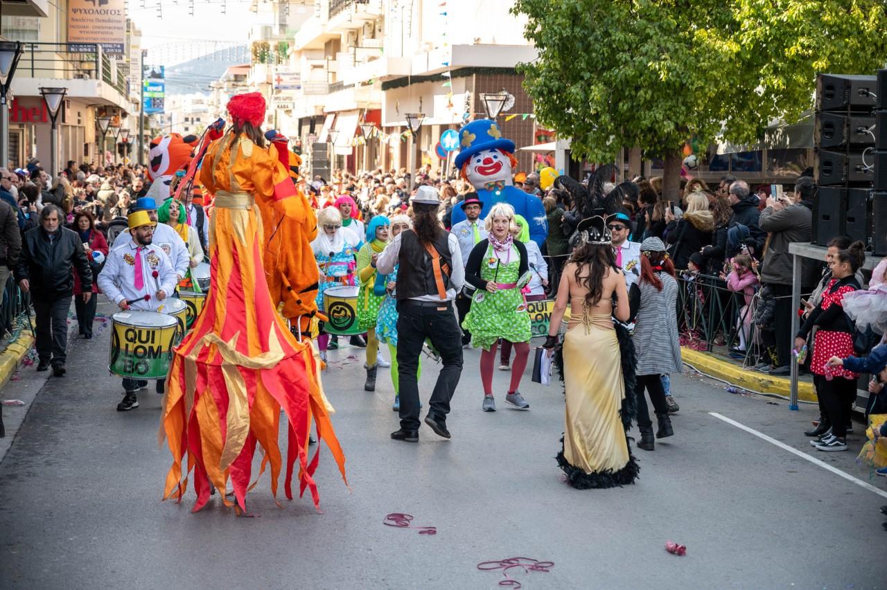 Δήμος Ιλίου: Γλέντι, ξεφάντωμα και παράδοση στο Καρναβάλι 2020 (εικόνες)