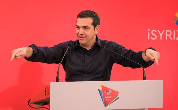 «Δέσμιο» θέλουν τον Τσίπρα οι «53» στον ΣΥΡΙΖΑ