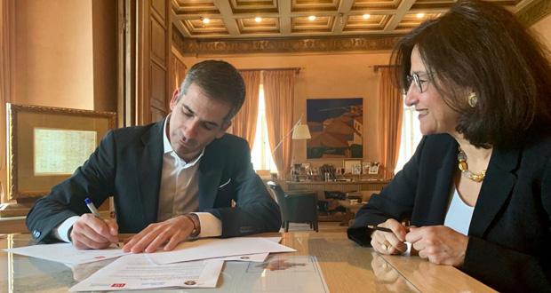 Στρατηγική συνεργασία του Δήμου Αθηναίων με το London School of Economics για τον αστικό σχεδιασμό της πόλης